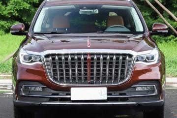 国产奢华SUV车身5035mm气派奢华标配337马力加8AT